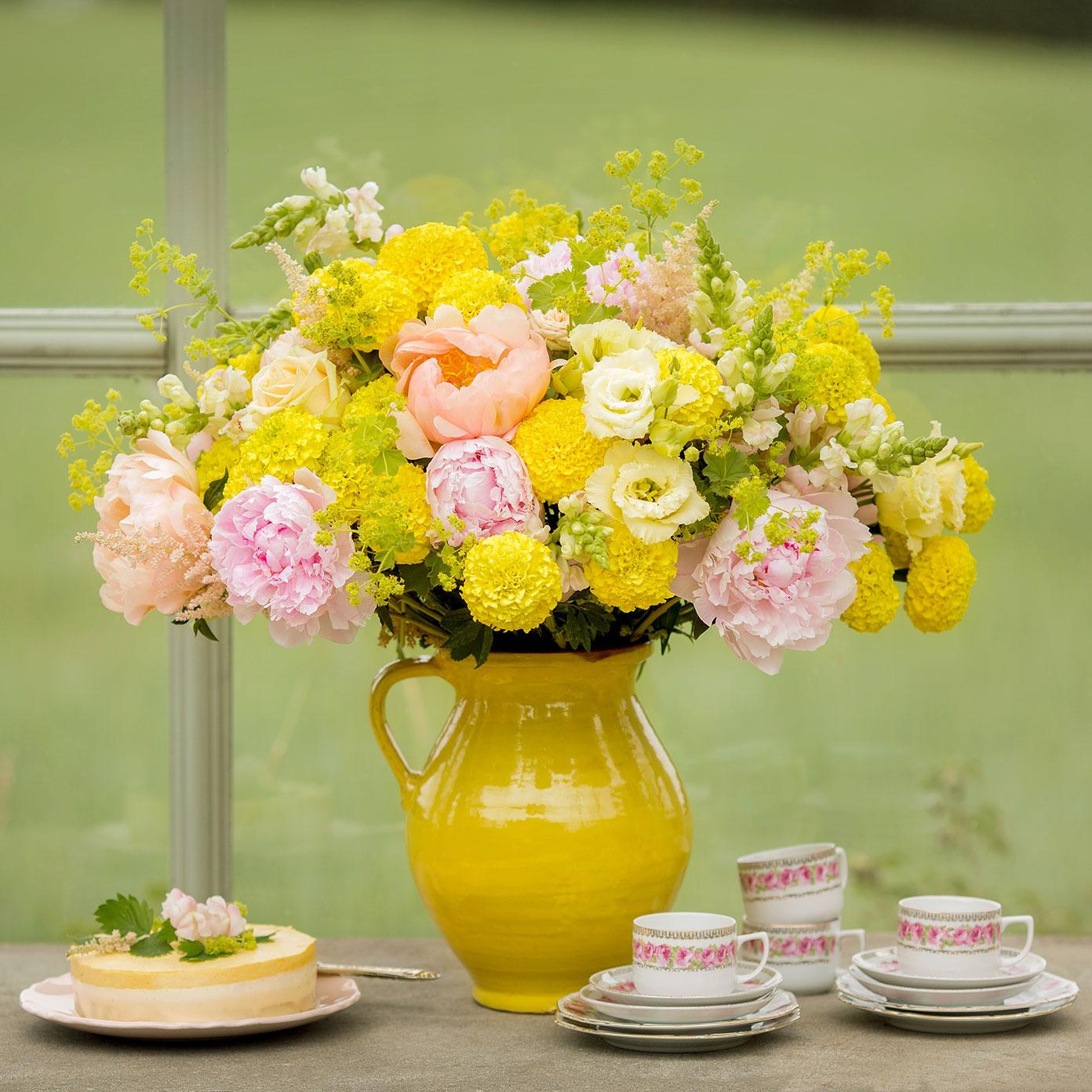 Njut av sommarens alla blommor!