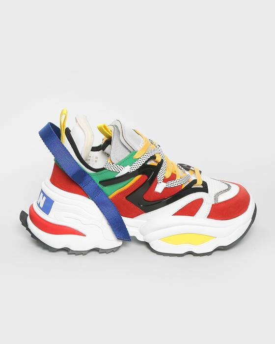 The Giant Sneakers Multi
