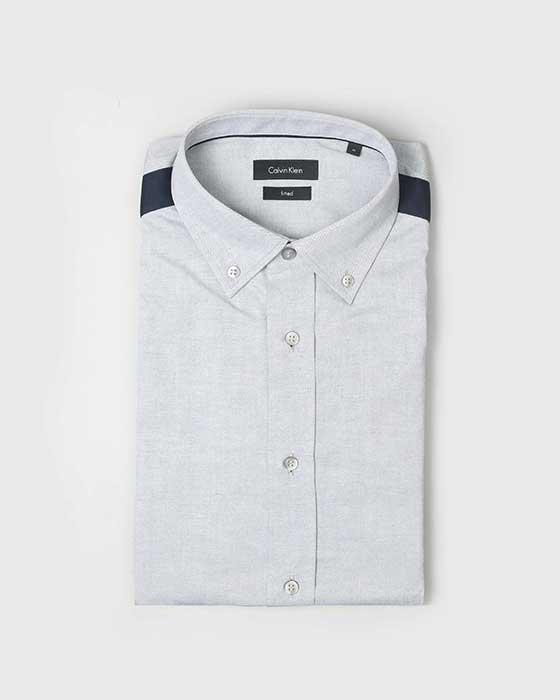 Galdo Oxfordskjorta Ljusblå