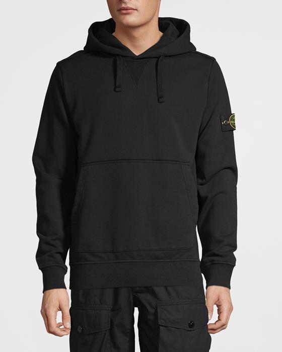 Hooded Sweatshirt Svart